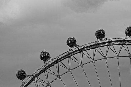 London Eye, London, Ferris Wheel, United Kingdom