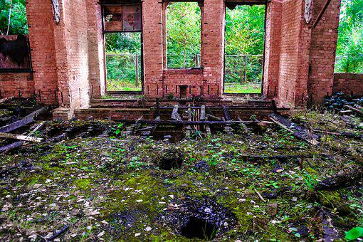 St Crispins, Asylum, Hospital, Derelict, Run-down