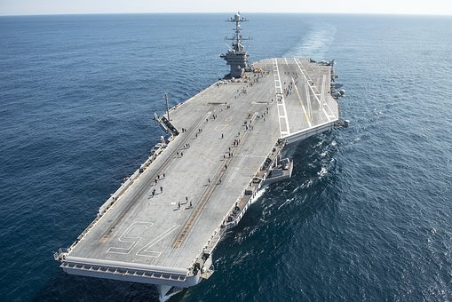 Uss Harry S, Truman Cvn 75, Aerial, Aircraft Carrier